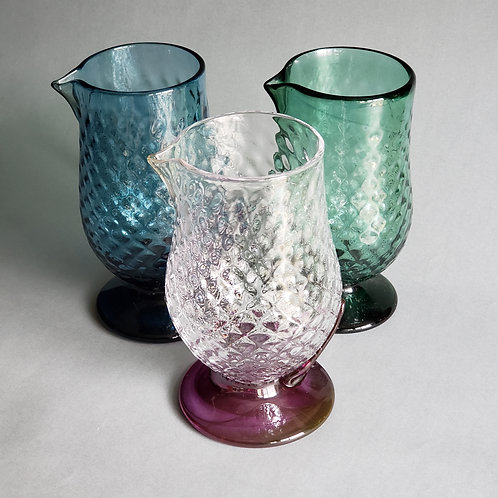 Diamond Cocktail Mixing Glass