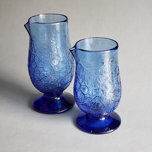 Crackle Finish Cocktail Mixing Glass