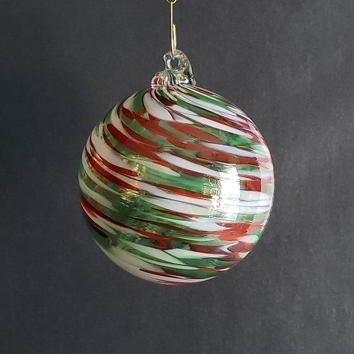 Color Twist Ornament