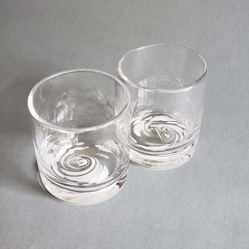 Pair of Rocks Glasses