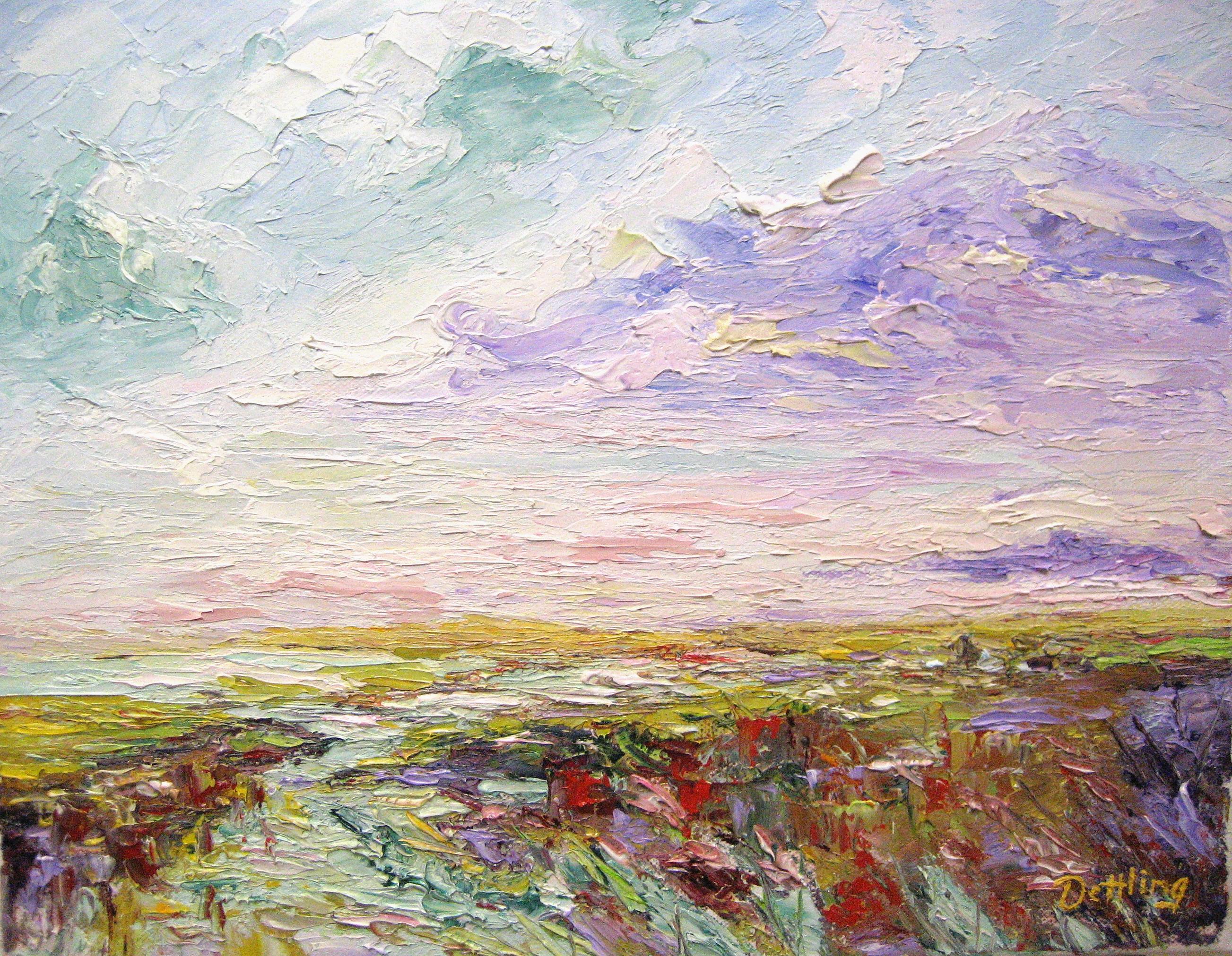 Prairie Pastels 11x14