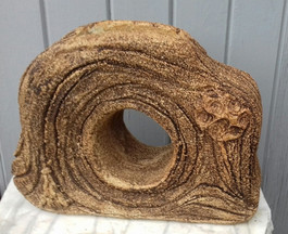 Ring Stone Planter