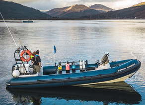 Find out more about co-founder of Holy Loch based Wreckspeditions, Jason Coles