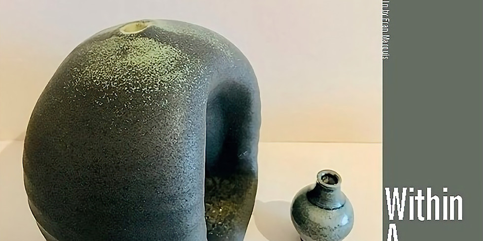 Scottish Potters online exhibition: Within a space