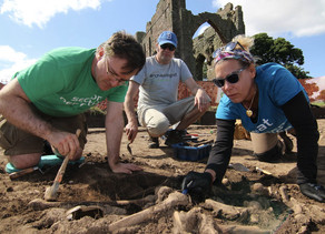 Innovation & Archaeology: find out about DigVentures from Dunoon based Director of Ops Manda Forster