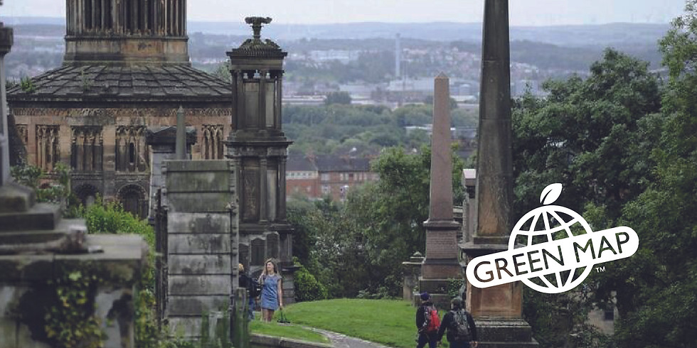 Green Mapping Glasgow, Dunoon, the world