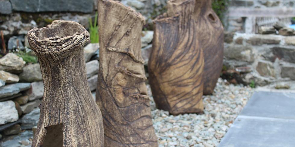 Exhibition at Caol Ruadh Sculpture Park