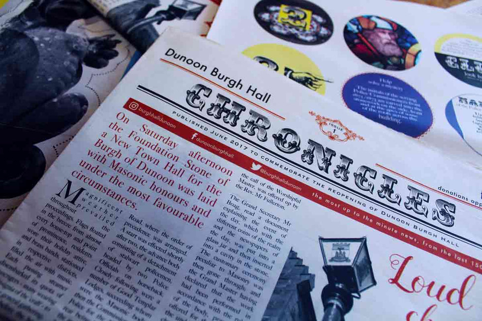 archive research and the co-creation of a community newspaper