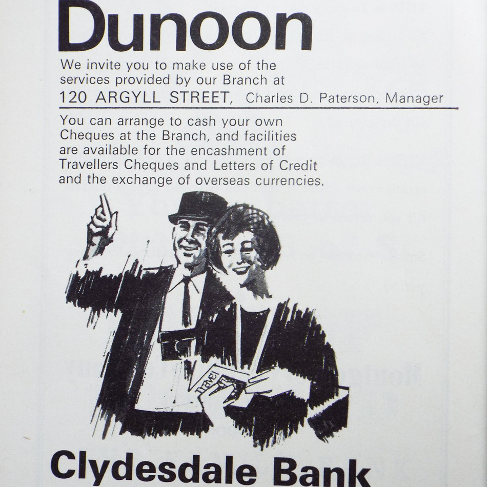 11. Doon the Watter / Clydesdale Bank