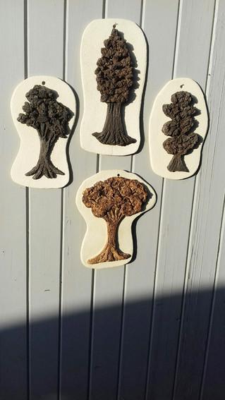 Tree Plaques
