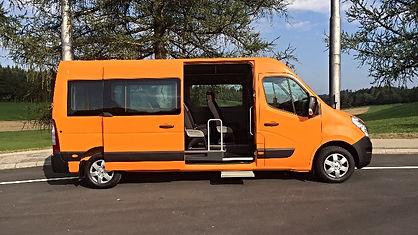 Location Minibus Lausanne