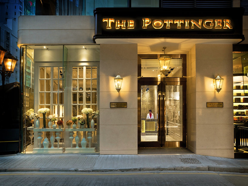 The-Pottinger-Hong-Kong