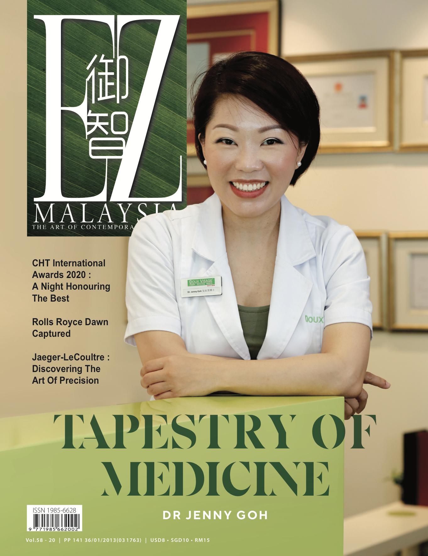 Dr Jenny Goh-EZ Malaysia