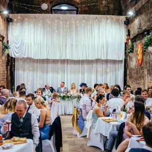 Lower Hall Wedding Breakfast