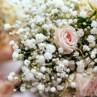 Grab your bouquet..