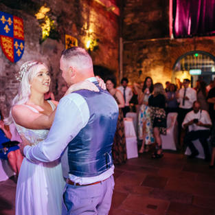 First Dance in the Lower Hall