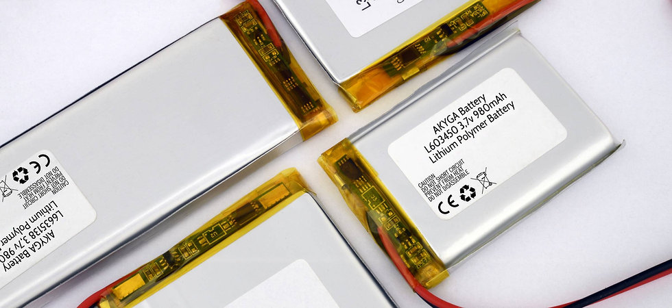 akyga battery polimer akumulatory polime