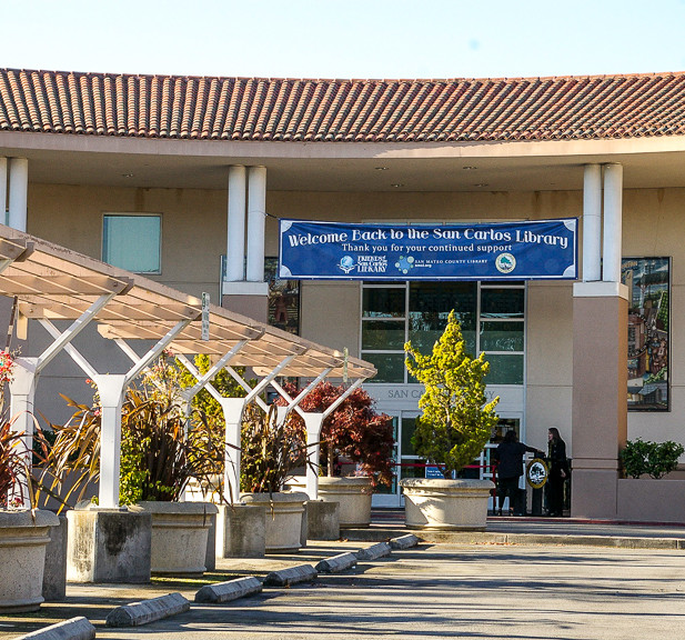 San Carlos Library