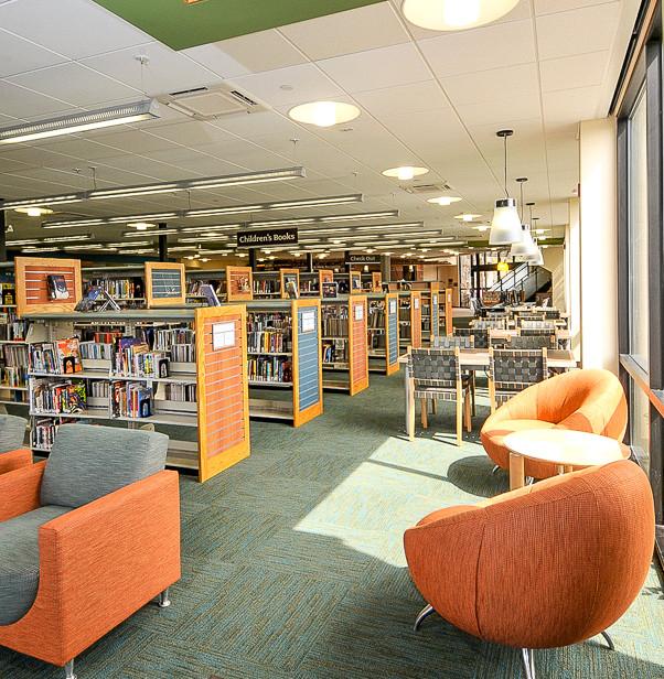 Rocklin Library