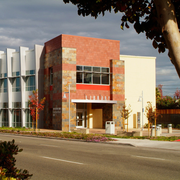 Cambrian Branch Library