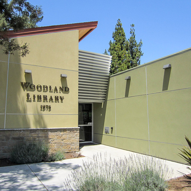 Woodland Branch Library