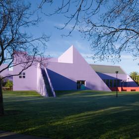 Children's Discovery Museum Backyard