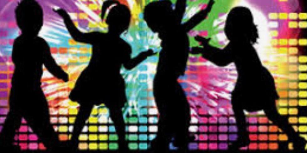 Kids Dance Party Pop Up!