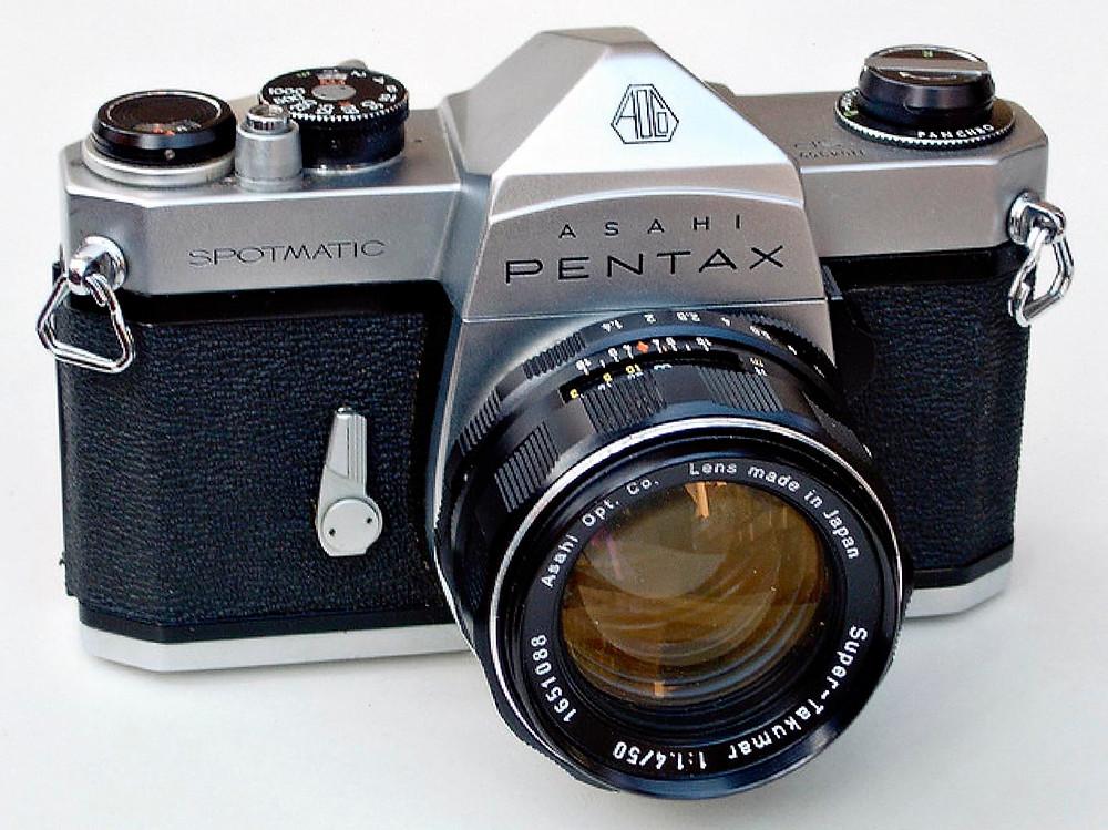 Pentax Spotmatic SLR Camera