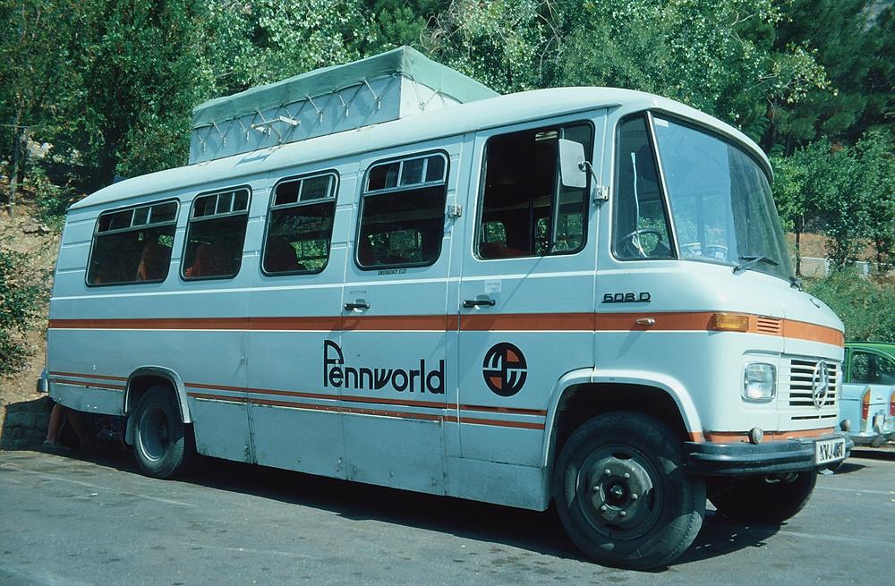 Pennworld Bus 1979