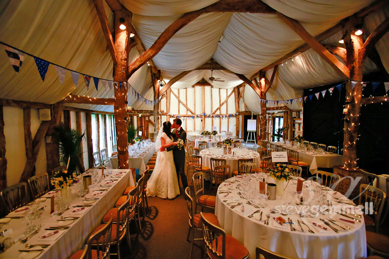 Wedding Photographer Barns