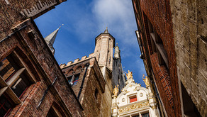 GFX 50R and GF32-64mm to Bruges