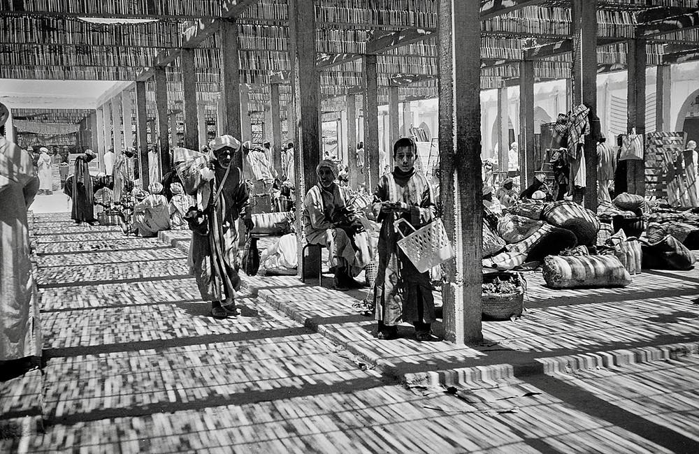 Rissani Market Morocco 1978