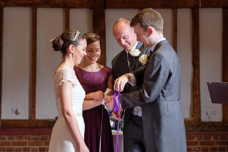 Humanist Wedding Knebworth