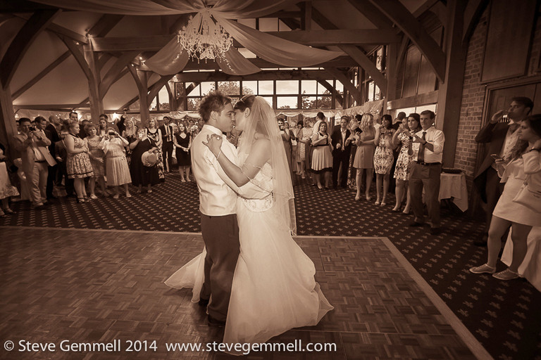 Summer Wedding Brocket Hall