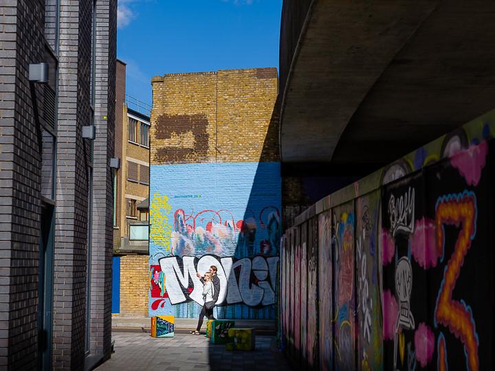 Grafitti Shoreditch London