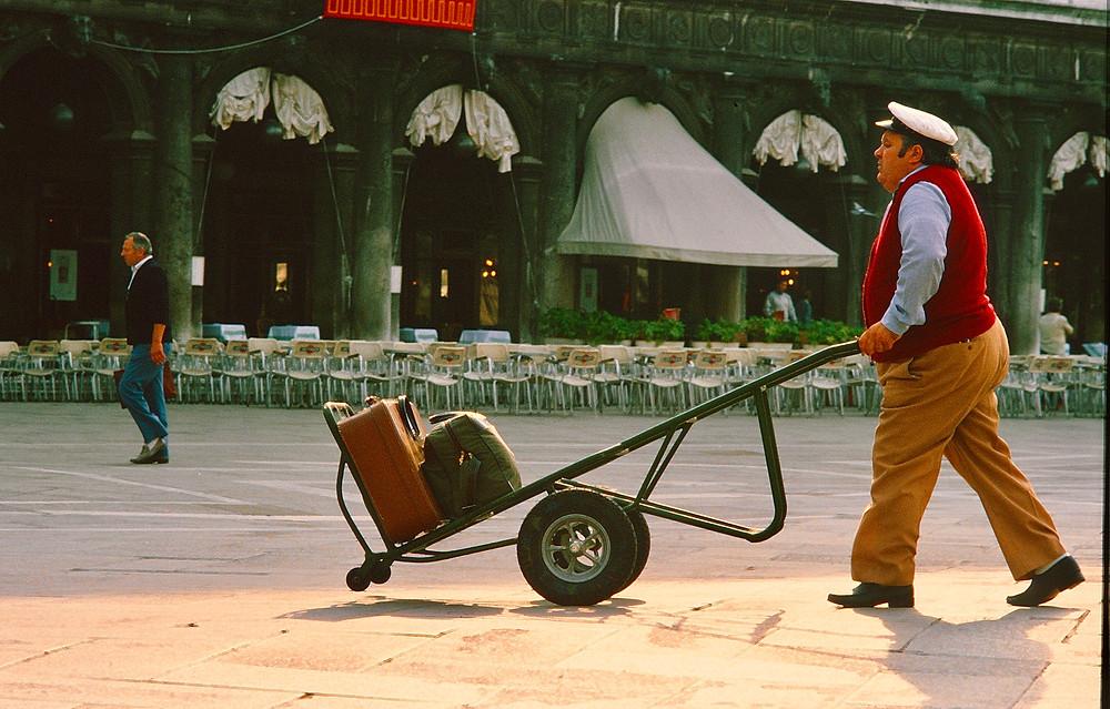 Porter Venice 1980
