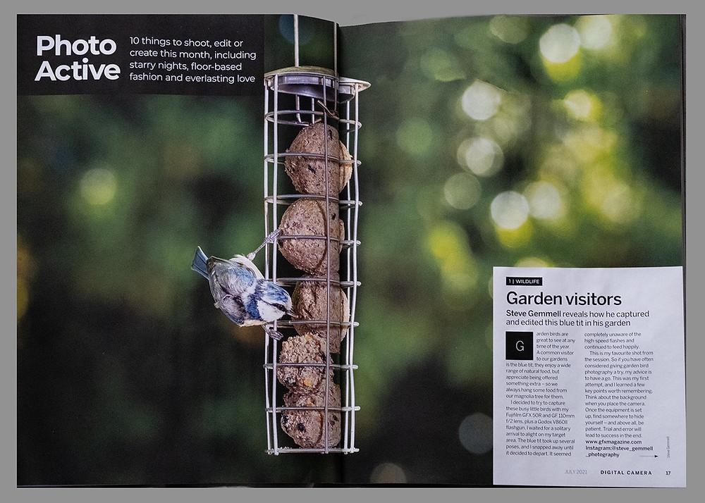 Published in Digital Camera Magazine