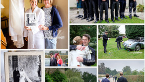 Tewin and Coltsfoot Wedding