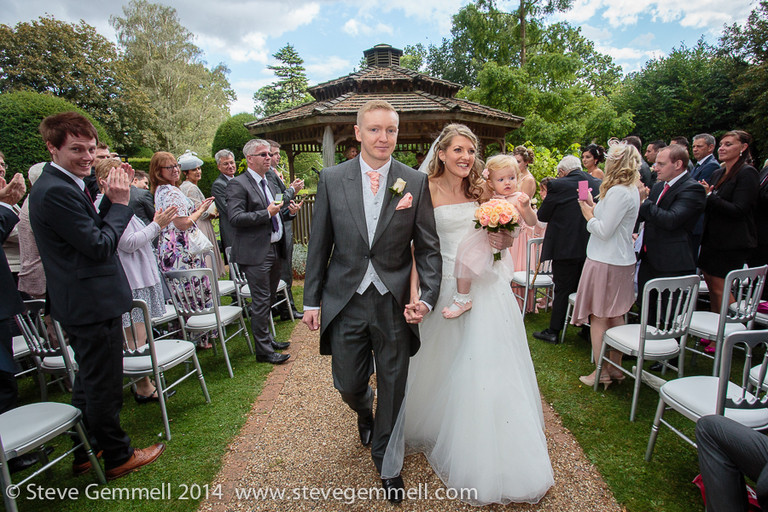 Knebworth House Wedding