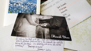 Wedding Thank You from Canada | Wedding Photographer Hertfordshire