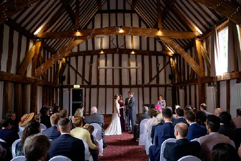 Humanist Wedding Knebworth House
