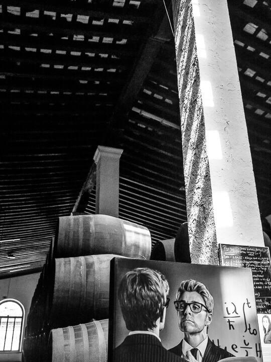 Gonzalez Byass sherry cellars Jerez Spain