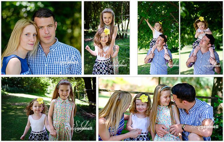 Hertfordshire family photoshootby Steve Gemmell