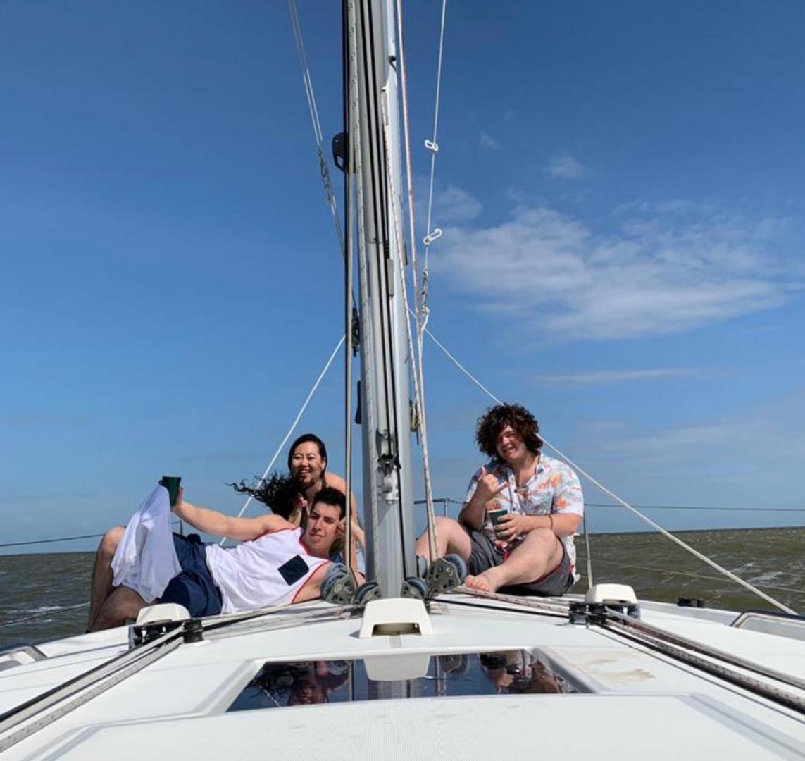 Team Boat Trip 2020