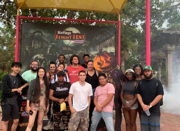Six Flags 2019