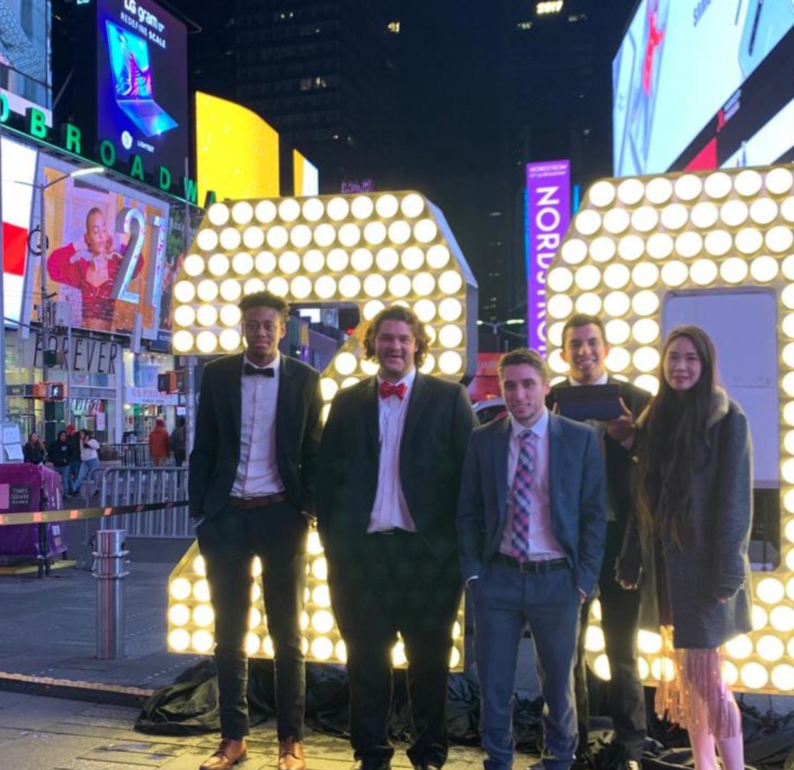 New York, Decemeber 2019