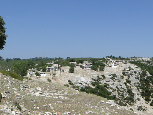 Kastro Village | Thassos