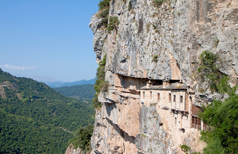 Monastery of Kipina | Top Experiences in Syrrako & Kalarites Epirus