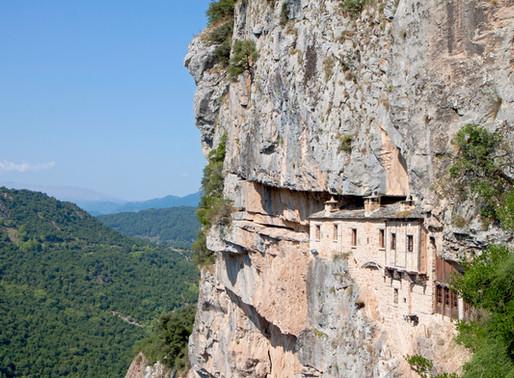 Monastery of Kipina   Sirako Kalarites