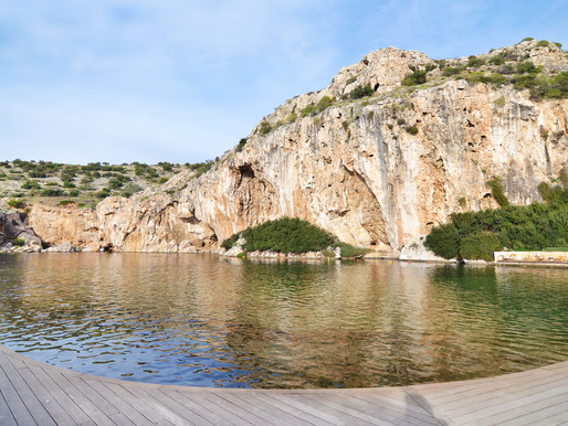 Vouliagmeni Lake | Athens